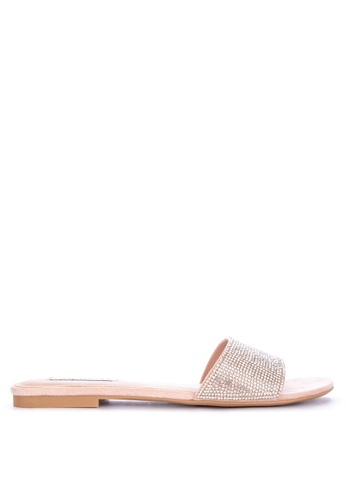 686c982558aa Shop Steve Madden Bevy Flat Slides Online on ZALORA Philippines
