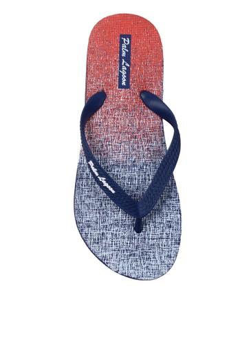 Palm Lagoon red Sandal & Flip Flop Gradient Red 5C550SH59B93B4GS_1