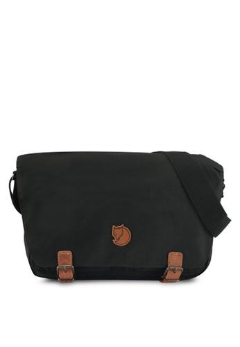 Fjallraven Kanken black Ovik Shoulder Bag FJ382AC0SX8NMY_1