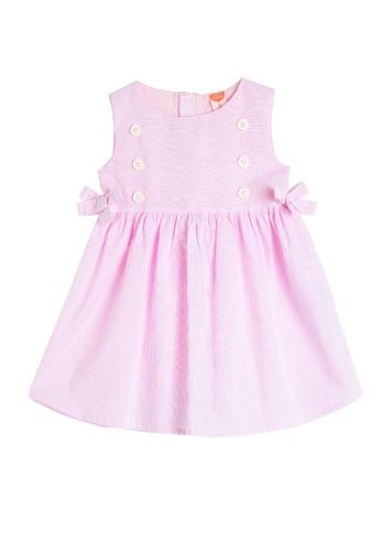 KOTON pink Casual Dress FFC14KA209713BGS_1
