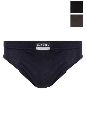 Walker Underwear multi Basic Brief 3 in 1 Pack A7B9EUS10B69BCGS_1