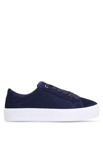 GUESS blue Dillema Active Sneakers GU020SH0RJC6MY_1