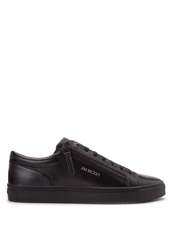 Jim Rickey black Zed Sneakers JI829SH53POGPH_1