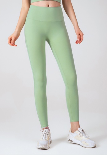 HAPPY FRIDAYS Nude Yoga Cropped Tights (No front crotch  line) DSG524 0C913AAA5A9CD9GS_1