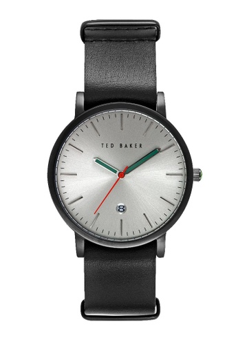 TED BAKER black Ted Baker Men's 10026445 Smart Casual Analog Watch A231BAC245EE6DGS_1