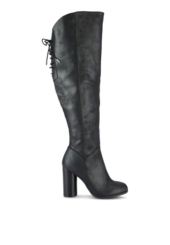 Call It Spring black Loveralla Boots CA512SH0RLI7MY_1