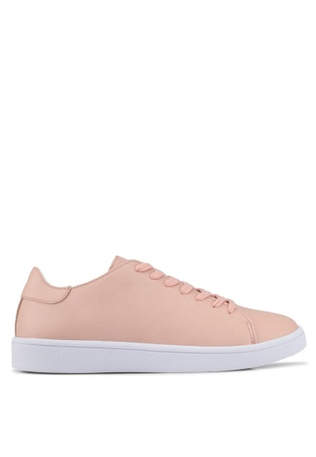 ZALORA beige Essential Sneakers FAD54SH340EDEFGS_1