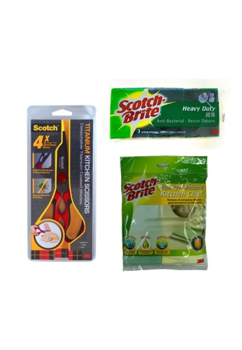 3M [Stay Home Essential] 3M Home Cooking Essentials Pack 8D6D0HL31CC7C1GS_1
