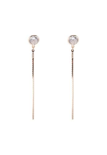 Call It Spring gold Rosarita Earrings 735C4ACCC0E67CGS_1