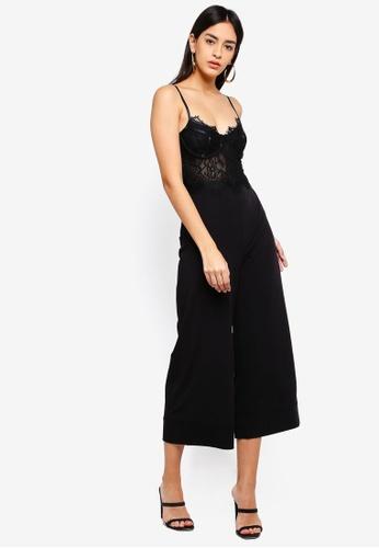 Bardot black Brittney Jumpsuit 029C8AA0589503GS_1