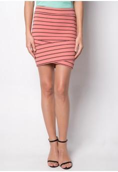 Evanna Criss Cross Skirt