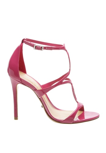 SCHUTZ pink AMELIA (BRIGHT ROSE) 9BFDFSH8874A7FGS_1