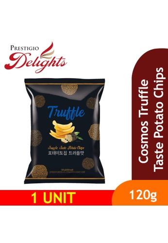 Prestigio Delights black Cosmos Truffle Taste Potato Chips 120g CEA2FESC760FC5GS_1