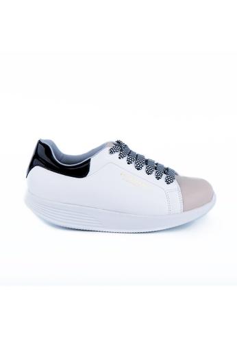 Twenty Eight Shoes white PEN WALKING functional shoes FA750SH9DF1C43GS_1