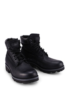 6 In Premium Femme Boots Marron Marron Timberland Timberland