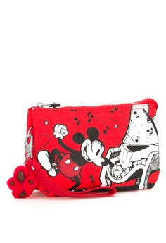e07321ea9e24 Kipling Kipling x Mickey D Crtvtyxl Pouch S  85.00. Sizes One Size · Kipling  navy Amiel Top Handle Bag 59EC9AC46BA2A7GS 1