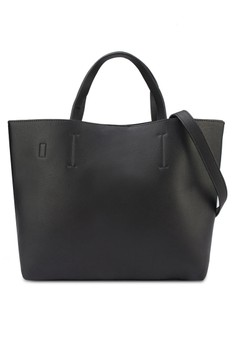 Minimalist With Pouch Tote