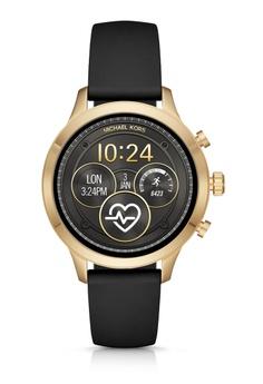 56bff5e92ef4 MICHAEL KORS black Runway Touchscreen Smartwatch MKT5053 A0928AC115859DGS 1