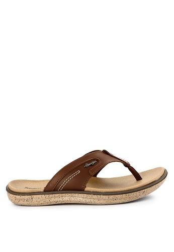 Homyped brown Captiva 03 Men Sandals 0E52DSHE0C8F21GS_1