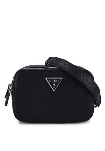 Guess black Noelle Crossbody Camera Bag 4F281AC7CE4831GS_1