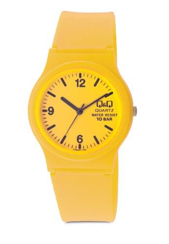 Q&esprit hkamp;Q VP46J019 彩色手錶, 錶類, 其它錶帶