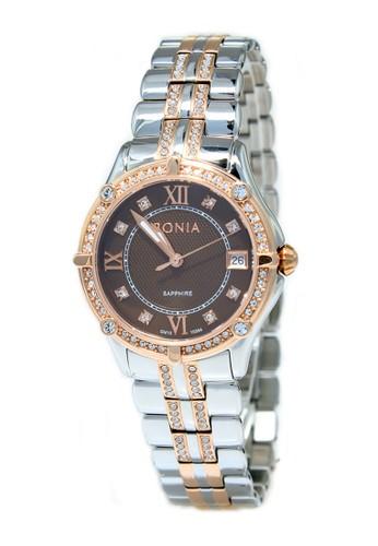 BONIA silver Bonia Premium - BP10394-2643S - Jam Tangan Wanita C9BD3AC1A7A0AAGS_1