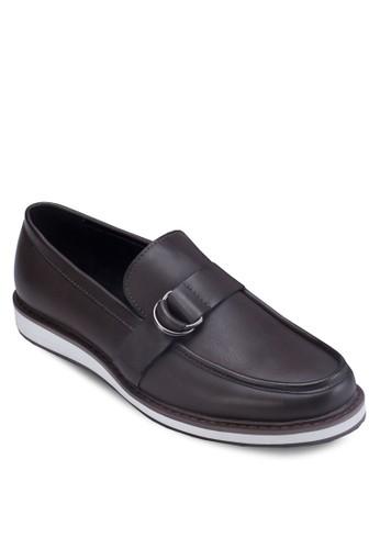 CN-飾帶厚底樂福zalora 折扣碼鞋, 鞋, 鞋