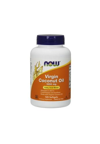 Now Foods Now Foods, Virgin Coconut Oil, 1000 mg, 120 Softgels DE2B9ES6C94FD7GS_1