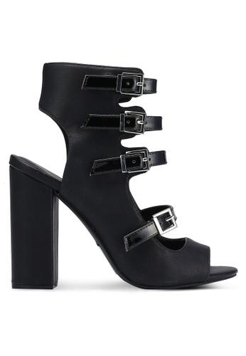 Call It Spring black Aseiria Heels CA512SH0RLDRMY_1