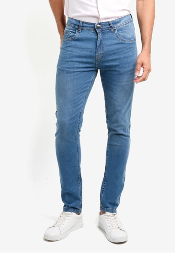 threads by the produce blue Casual Skinny Jeans CB465AABC33463GS_1