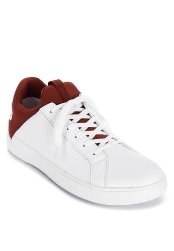 Levi's white Mullet Sneakers DC3E2SHDA44D40GS_1