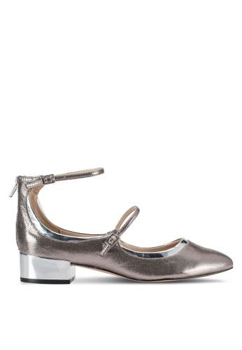 ALDO silver Ambrosea Ballerinas AL087SH41LLUMY_1