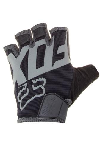 Fox Racing black Ranger Short Gloves 1C285ACFD1E890GS_1