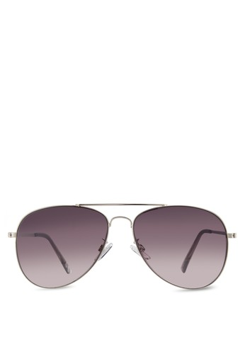 Ally Aviator Sunglasses, 韓系時尚, 梳esprit tst妝