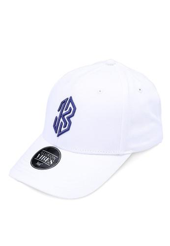 361° white Basketball Sports Cap BC340ACC658BBDGS_1