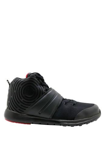 Precise black Precise Harvest M Sepatu Olahraga Pria - Hitam 1E1C8SH6FB6FB9GS_1