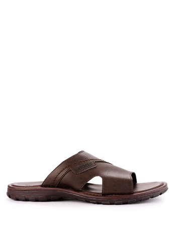 Watchout! Shoes brown Slip On Shoes B2920SH234B66CGS_1