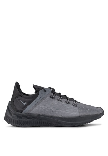 Nike black Nike Exp-X14 Shoes 7ED23SH6209C1CGS_1