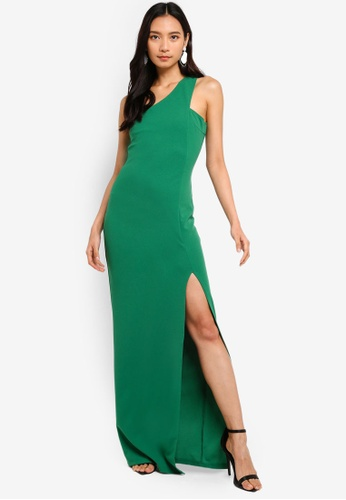 ec9731a6052 Asymmetric Maxi Dress