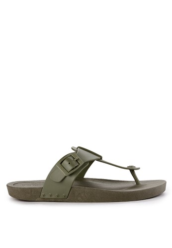 Hush Puppies green Bricks Solid 745FBSHD32C192GS_1