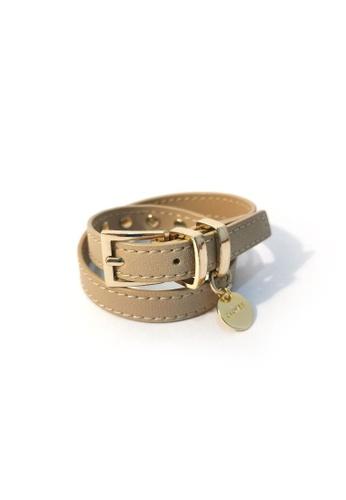 CLOVER beige Clover Reminder Bracelet Nude 83D54ACE163B37GS_1