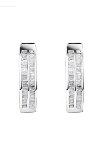 HABIB JEWELS HABIB Taper Diamond Earring 096B0ACE654F51GS_1
