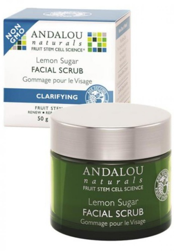 Andalou Naturals Lemon Sugar Facial Scrub AN136BE66OXPSG_1