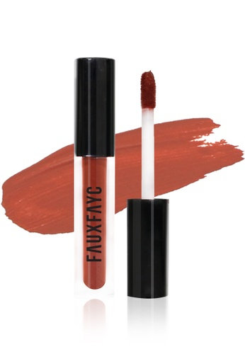 Faux Fayc brown and red Fauxstix Liquid Xctasy - Fume FA334BE21CFMSG_1