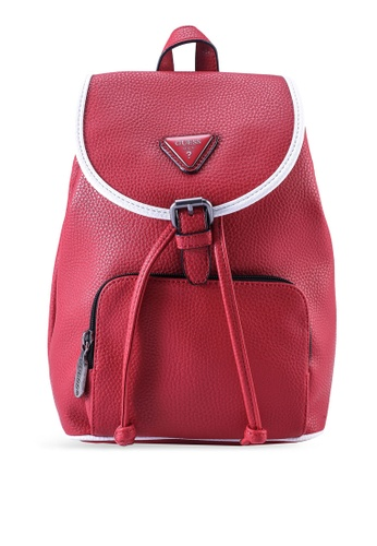 Guess red Guess Classics Backpack 02513AC161E1D0GS_1