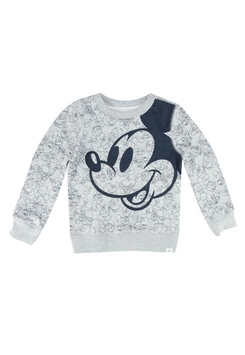 Gap Kids NWT Disney Mickey Mouse White Black Shirt XS 4-5 $25
