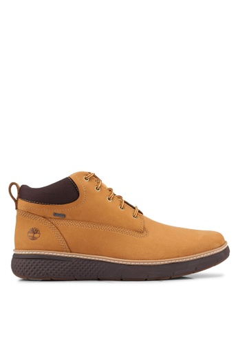 Timberland brown Cross Mark Chukka with Gore-Tex Membrane 94A0DSH5493046GS_1