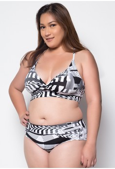 Plus Size Yoshima Two-piece Set