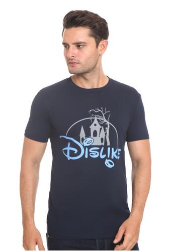 Endorse navy Endorse Tshirt H Dislike Navy M - END-RI009 C4318AA64A25D9GS_1