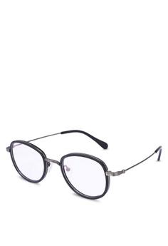8df2ebbd5a Medium Rare Store black Aden Glasses F141CGL8A2B689GS 1